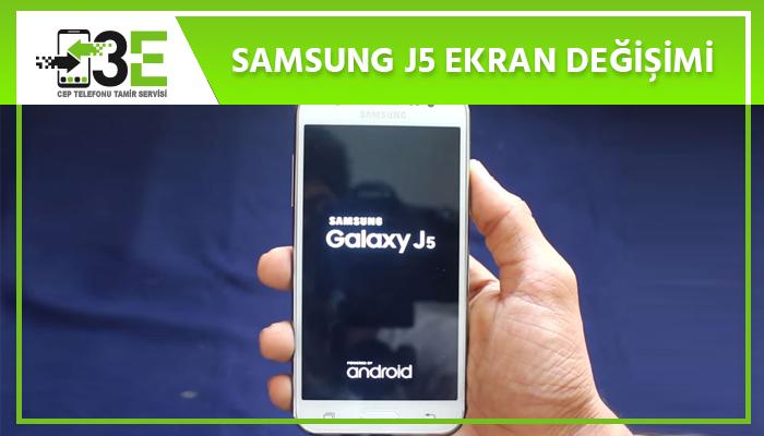 samsung j5 ekran fiyatı