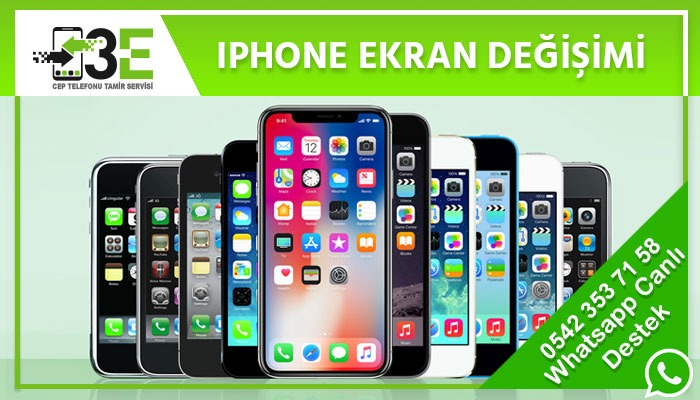 iPhoneOrjinal Ekran Değişimi